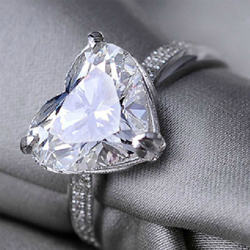 aaa women silver filled item zirconia cc bridal accessories pieces jewelry colors sets rings wedding cz double white gold ring aliexpress sterling for