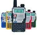 Pufyng uv5re cb радио baofeng уф-5re dual band walkie talkie 5 Вт кв трансивер длинный rangetwo способ радио FM flashligh vhf/uhf