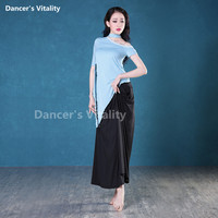 New Professional Belly Dance Costumes Sexy Belly Dance Top Trousers 2pcs Belly Dance Suit For Girls