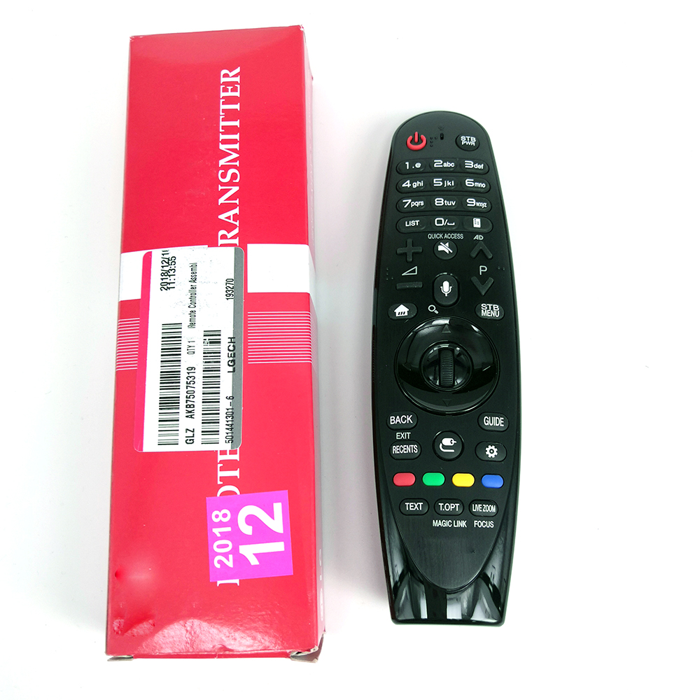 NEW Genuine AN MR650A AKB75075319 For LG Magic Remote With Voice Mate Select 2017 Smart TVs
