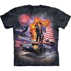 The mountain epic donald trump president make america great again election shirt t shirt men women.jpg 250x250