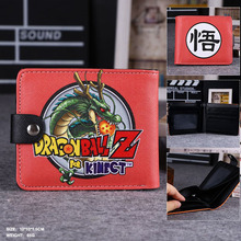 Narurto/Goku High Quality Synthetic Leather Exquisite Wallet (15 styles)