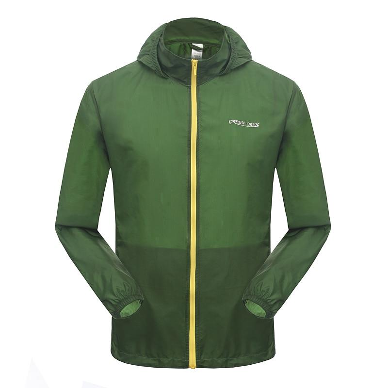ФОТО Summer Outdoor Sport Sun Protection Jaqueta Masculina Hiking Camping Anti-uv Jacket Men Cycling Casaco Fishing Quick Dry Coat
