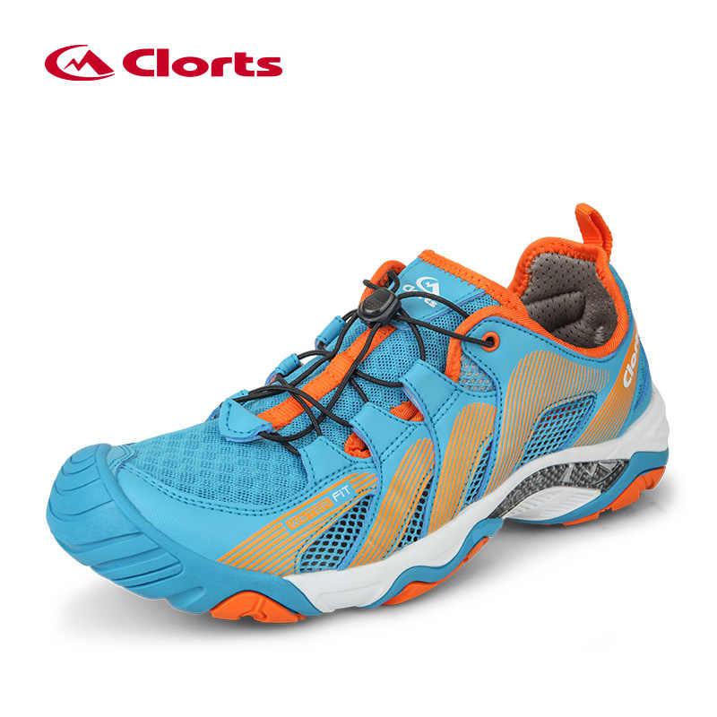 24e4d7c34ab 2019 Clorts Mens Summer Water Shoes Breathable Quick Dry Aqua Shoes ...