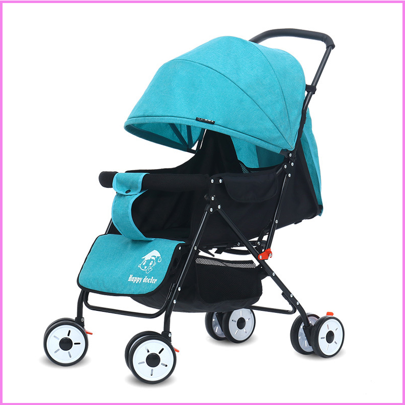 Mini Baby Stroller, Travel System Small Pushchair Infant Carriage Flod Baby-Jogger-City-SelecStroller-with Slate Baby baby jogger stroller