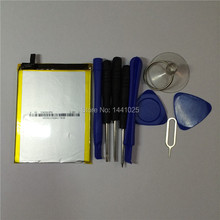 2 pieces / lot for CUBOT S550 pro battery 3000mAh Long standby time Mobile phone Accessories