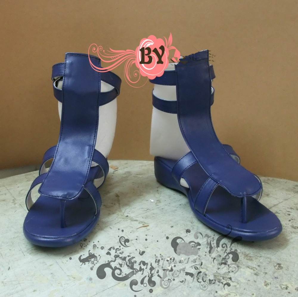 Customized One Piece  nami Cosplay Shoes Anime Boots
