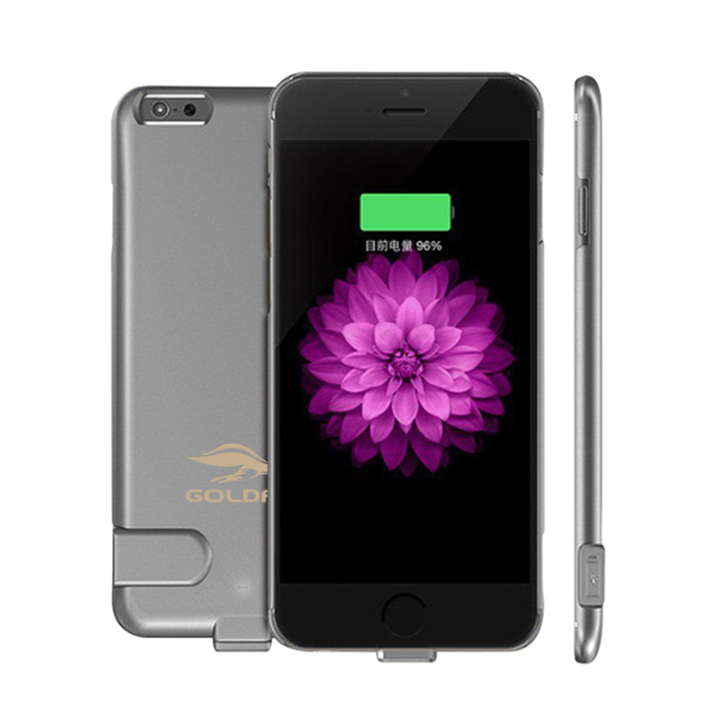 7 7 Plus Charger Battery Case Cover For iPhone 6 6S 7 Plus Case Power Bank Pack Thin Ultra Slim Backup External Portable Bateria