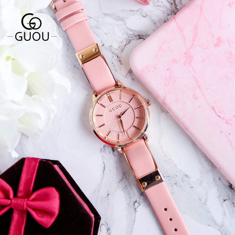 2018 Fashion Elegant Women Watches New Women Luxury Leather Strap Crystal Quartz Watch Female Dress Clocks Waterproof Relogio casual women fashion watch lady dress wristwatches quartz clocks women leather strap watches relogio clasiic sport gift g031