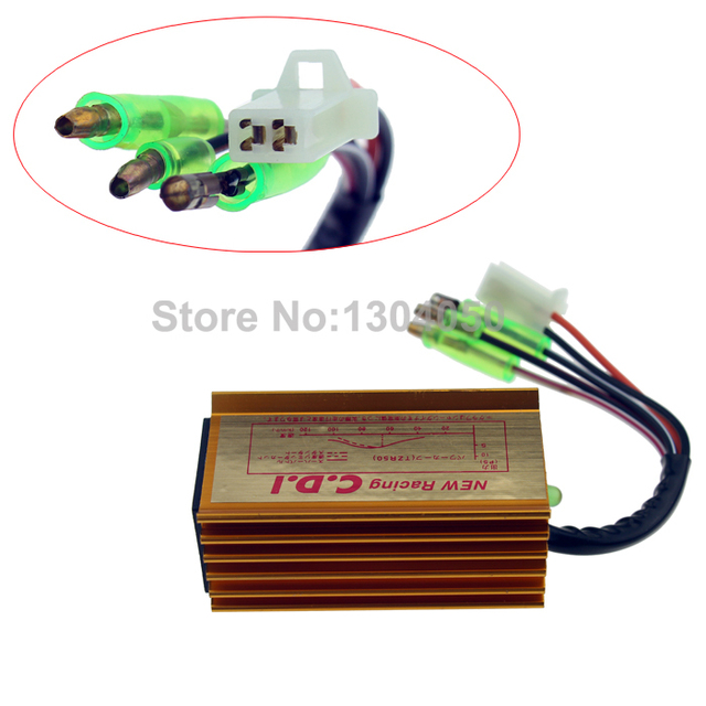 High Performance Racing CDI Box 50cc 110cc 125cc 2 STROKE ATV DIRT BIKE SCOOTER NEW