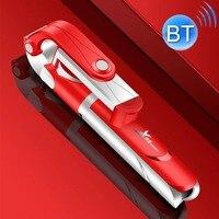 Новый тренд селфи палка Bluetooth пульт дистанционного управления три в одном интегрированный Автоспуск штатив Мобильный телефон кронштейн 4
