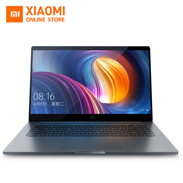Original Xiaomi Mi Notebook Pro 15.6 Air Laptops Intel Core i5-8250U CPU Nvidia GeForce MX15 8GB 256GB SSD Windows 10