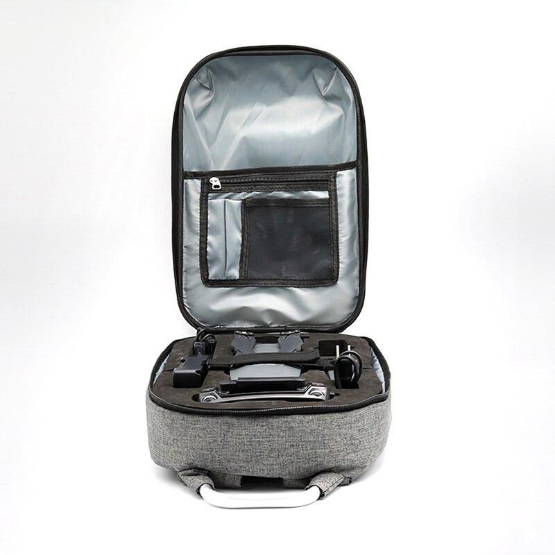 DJI Mavic Pro PC Toolkit Storage Backpack Mavic Carbon Storage Box Gold Colour Drone Hard Shell High Capacity Bag Carrying Case
