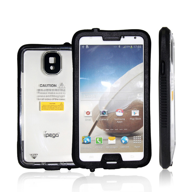 buy online 2de71 54c54 US $14.49 |Original Ipega Waterproof Case For Samsung Galaxy Note 3 III  N9000 With Mobile Phone Cover Free Shipping on Aliexpress.com | Alibaba  Group