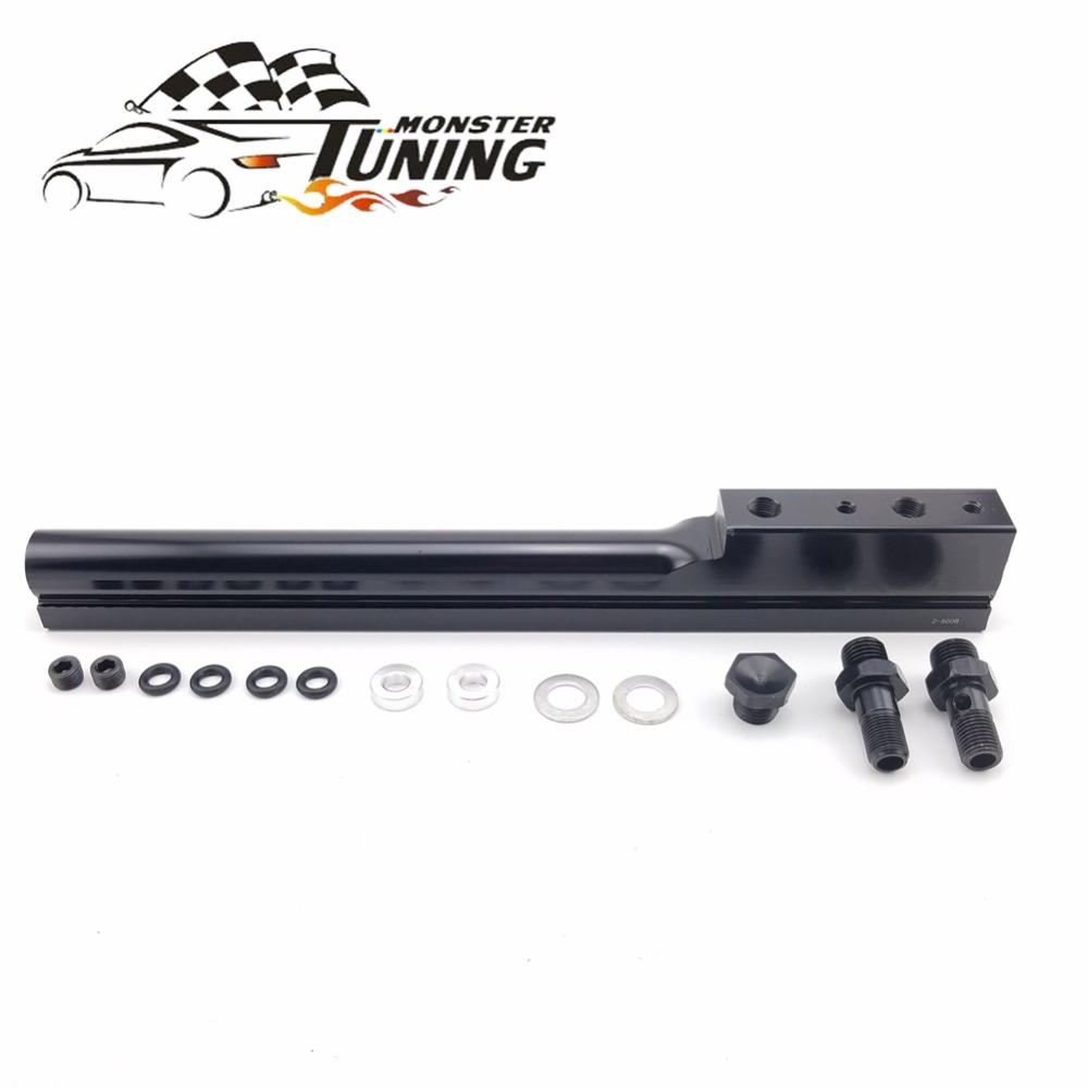 US $15 2 5% OFF|Tuning Monster High Volume Fuel Rail for Honda D Series  D15B7 D15B8 D16A6 D16Z6 With Logo-in Fuel Supply & Treatment from  Automobiles