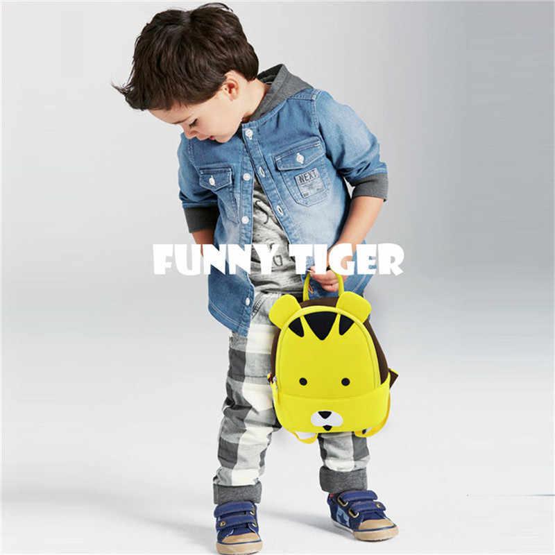 72192c697584 ... Nohoo Baby Boy Backpack Toddler Girl Backpacks Kid Kindergarten School  Bag Cool Personalized Animal Bags Waterproof ...