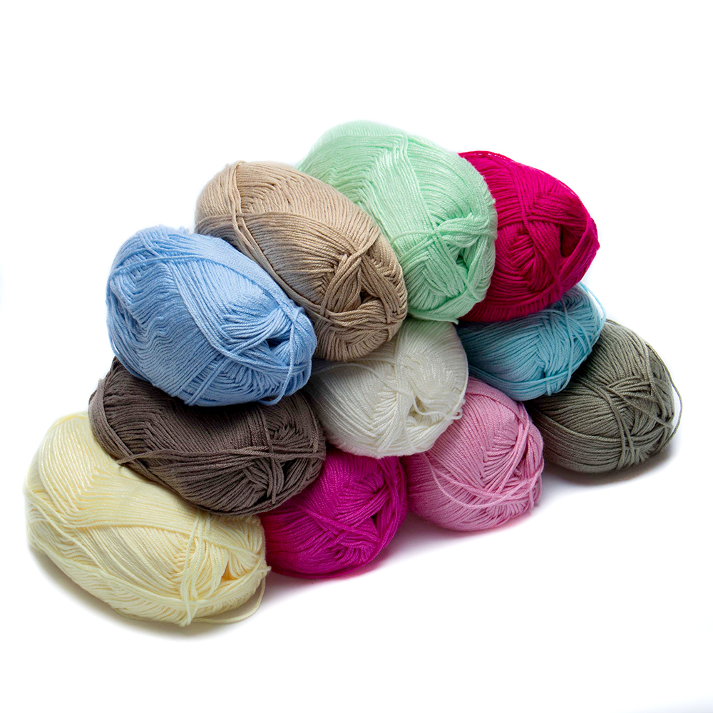 Knitting Yarn Aliexpress : Aliexpress buy wholesale popular colors super soft