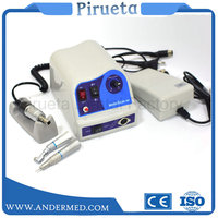 Dental LAB Marathon N8 Micromotor Micro motor 45,000RPM Handpiece Lab Equipment Polisher with Straight Slow Handpieces