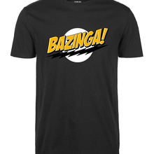funny t shirt The Big Bang Theory Bazinga 2019 summer casual Fashion streetwear men tops tees cool streetwear brand clothing