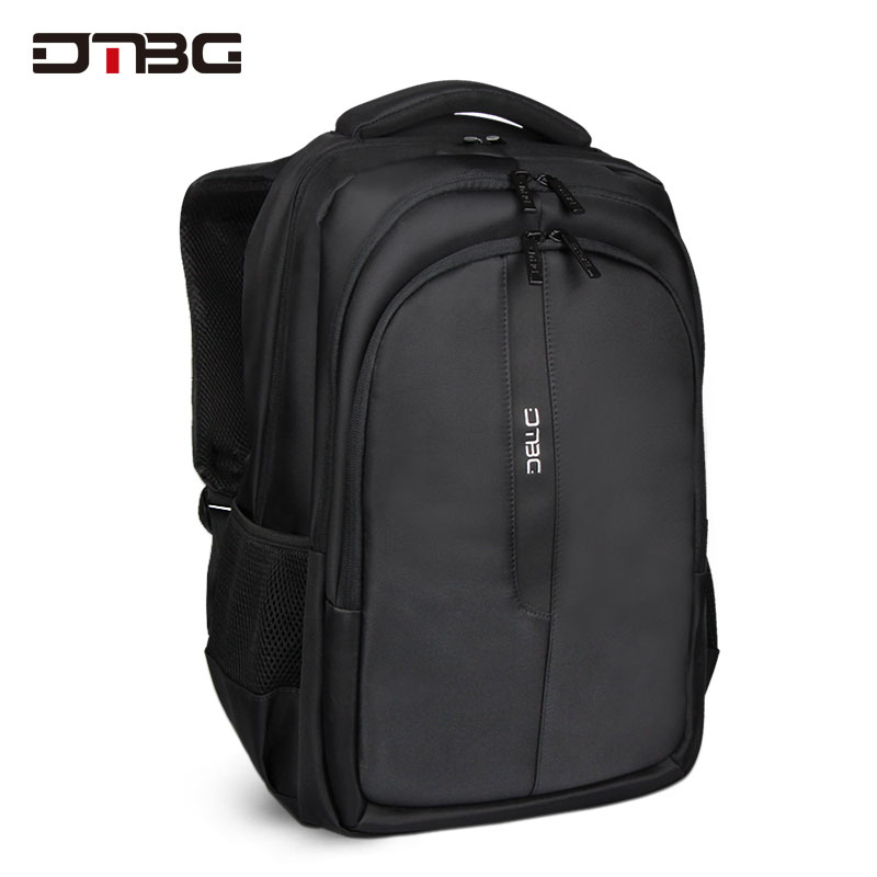 3095c9a3a260 DTBG Black Backpack for 15.6 Inch Laptop Unisex Smart Laptop Back Pack With USB  Charging Port Large Capacity School Bag Travel