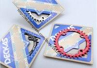 HOT MTB/XC AM DECKAS BCD104 32/34/36/38 T coroa/Anel Cadeia/pedaleira placa up grade de peças|chain ring mtb|mtb chainring|mtb chain ring -
