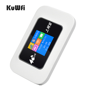 Image 2 - Unlocked Portable 4G LTE USB Wireless Router 150Mbps Mobile WiFi Hotspot 4G Wireless Router with SIM card Slot for Travel