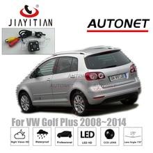 JIAYITIAN камера заднего вида для VW Volkswagen Golf Plus/VW Rabbit/Cross Golf ночного видения CCD камера заднего вида Лицензия plat камера
