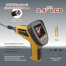 99G Portable Video Borescope,CMOS endoscope camera,CCTV camera,AV  handheld endoscope camera