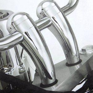 "Image 5 - 7/8 ""22MM אופנוע התעצמות קבוע מושב מלחציים משכימי כידון בר משכימי הר עבור ימאהה הונדה סוזוקי קוואסאקי KTM"