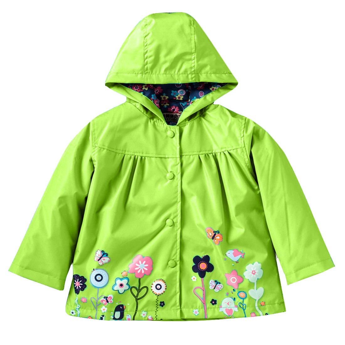 Online Buy Wholesale girl rain jacket from China girl rain jacket