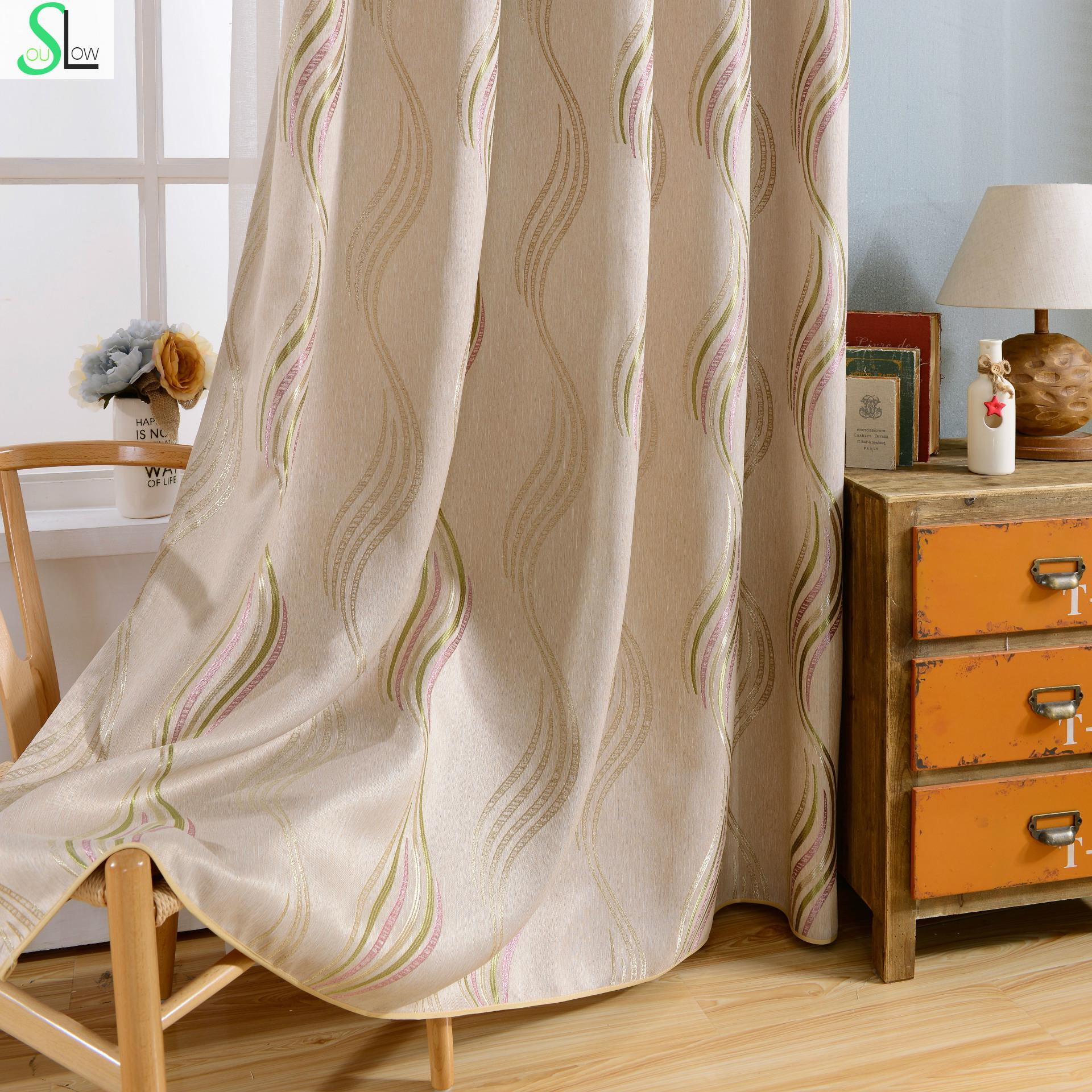 Striped Living Room Curtains Thick Striped Curtains Promotion Shop For Promotional Thick
