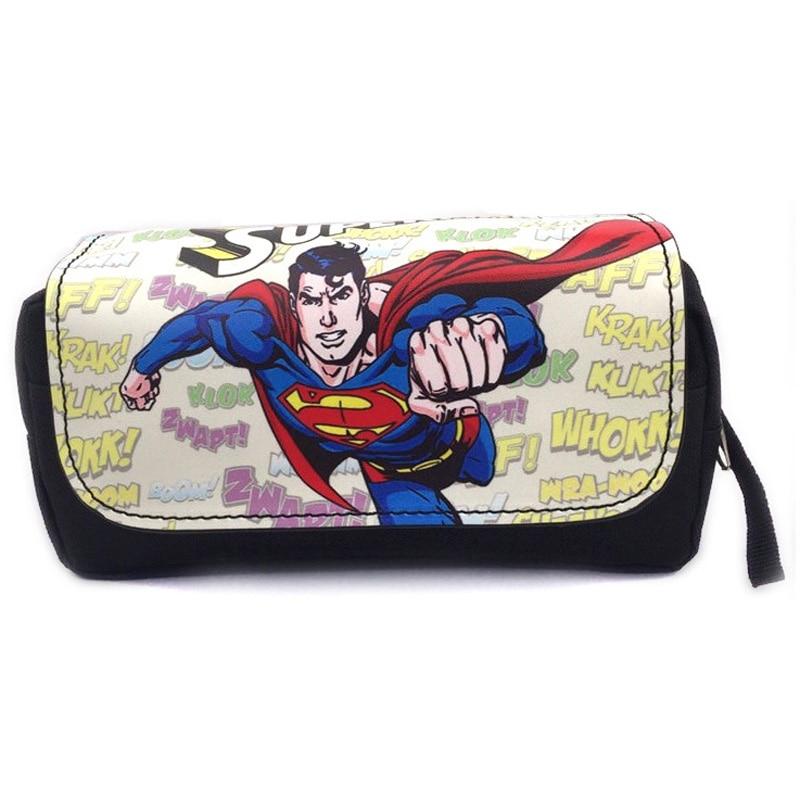 Supergirl matita studente cartone animato superman sacchetto della