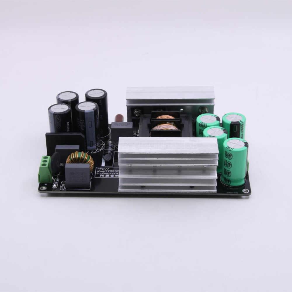 1000 W LLC мягкого переключения Питание Hi-Fi аудиоусилитель БП доска 1000VA +-DC50V/+-DC60V/+-DC65V/+-DC70V/+-DC75V дополнительно
