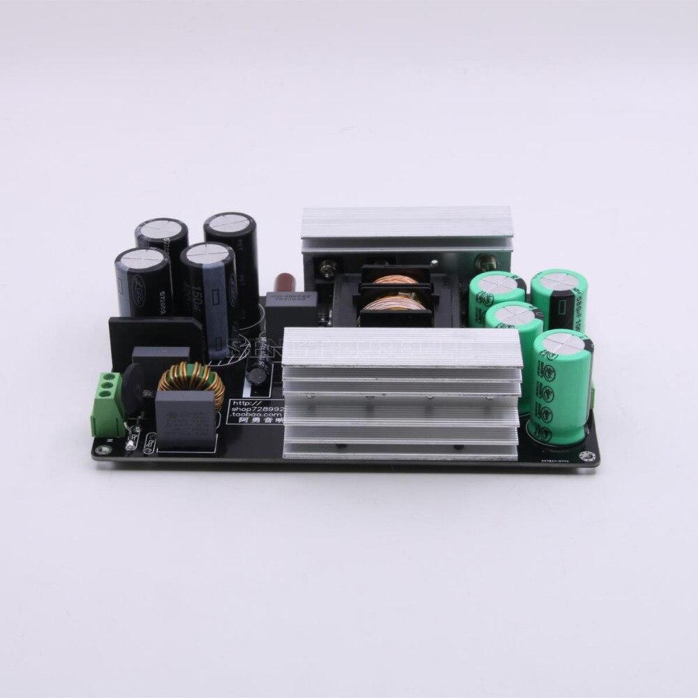 1000W LLC Weichen Schalt Netzteil HiFi Audio Verstärker PSU Board 1000VA +-DC50V/+-DC60V /+-DC65V/+-DC70V/+-DC75V Optional