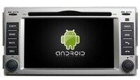 S190 Android 7 1 Car Dvd Gps For HYUNDAI SANTA FE 2007 2011 Car Audio Player