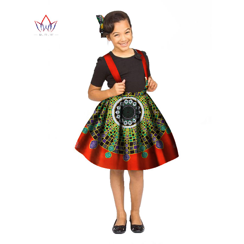 2017 new african clothing kids dashiki traditional cotton
