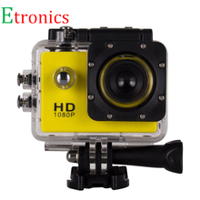 Cheap compact camera Digital Camera Sports Bike Car Micro HD Camera Waterproof Diving Camera with accessories