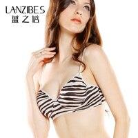 Double Faced Knitted Silk Underwear Bra Mulberry Silk Wireless Double Shoulder Strap Milk Bra