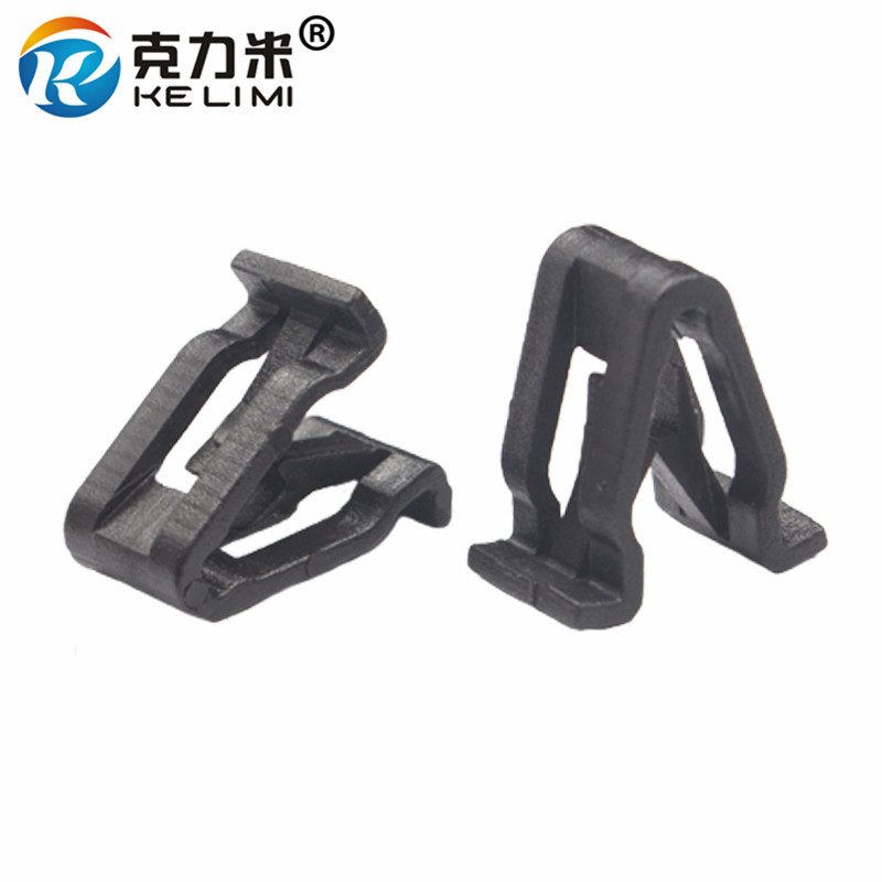 KE LI MI Auto parts DVD CD Instrument Panel Dashboard Retainer Clip 11mm U-Type