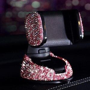 Image 4 - Support universel de voiture en cristal strass