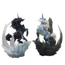 Japan Monster Hunter World Game Model 2018 New Figures Action  Dragon Kirin Unicorn Collectible Christmas Gift