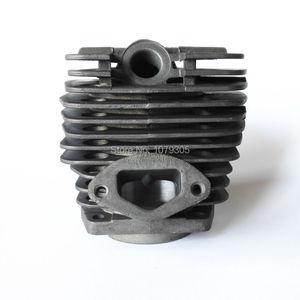 Image 2 - Kit complet cylindre et piston pour tronçonneuse à double canal 52cc, diamètre 45mm 5200
