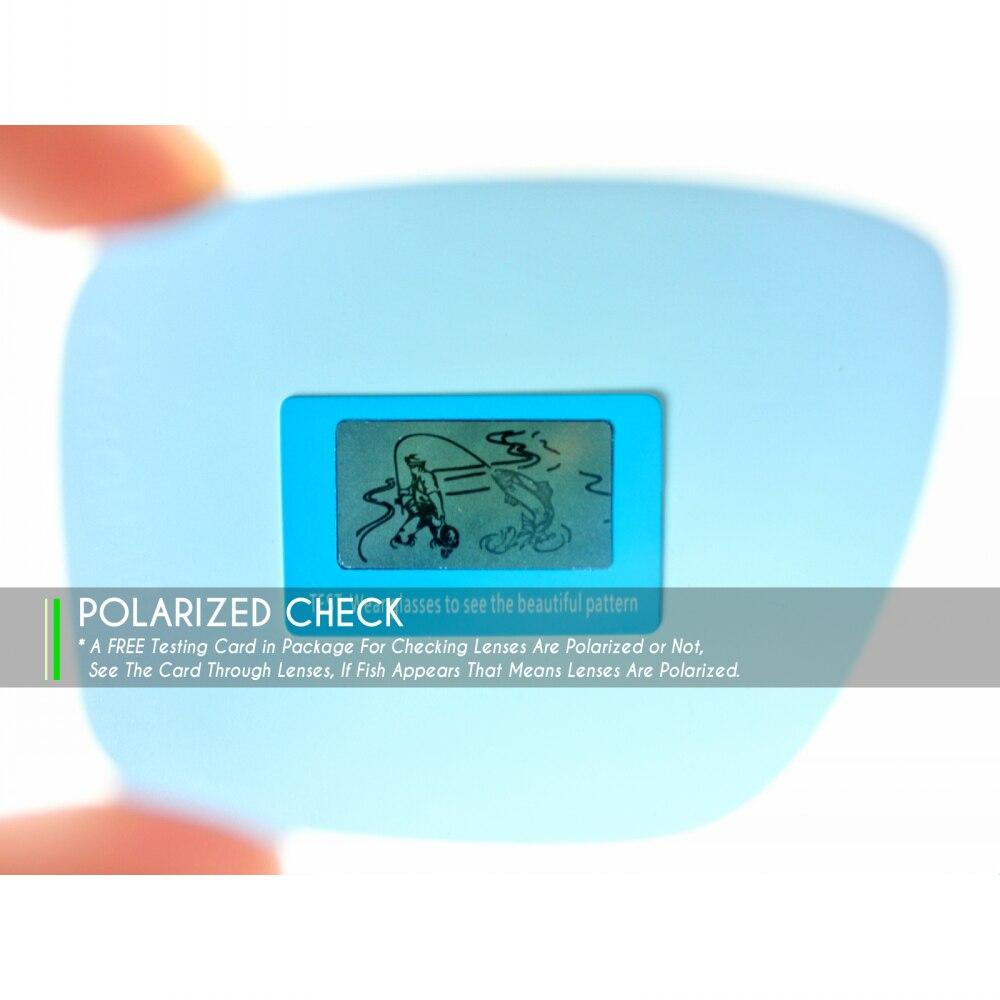 be4c9a18a0e76 Mryok Polarizada Lentes de Substituição para o Quebrador de Lentes De Óculos  De Sol Oakley (Lente Única)-Várias Opções