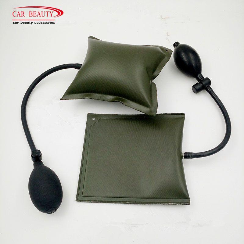 1Pc Auto Repair Tool Inflatable Airbag Adjustable Car Air Pump Car Door Repair Air Cushion Emergency Open Unlock Tool Kit