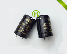 NOVER FOR AUDIO 6800uF 35V Electrolytic capacitor The shop sk3875 lm1875 capacitor 6800U HIFI audio amplifier