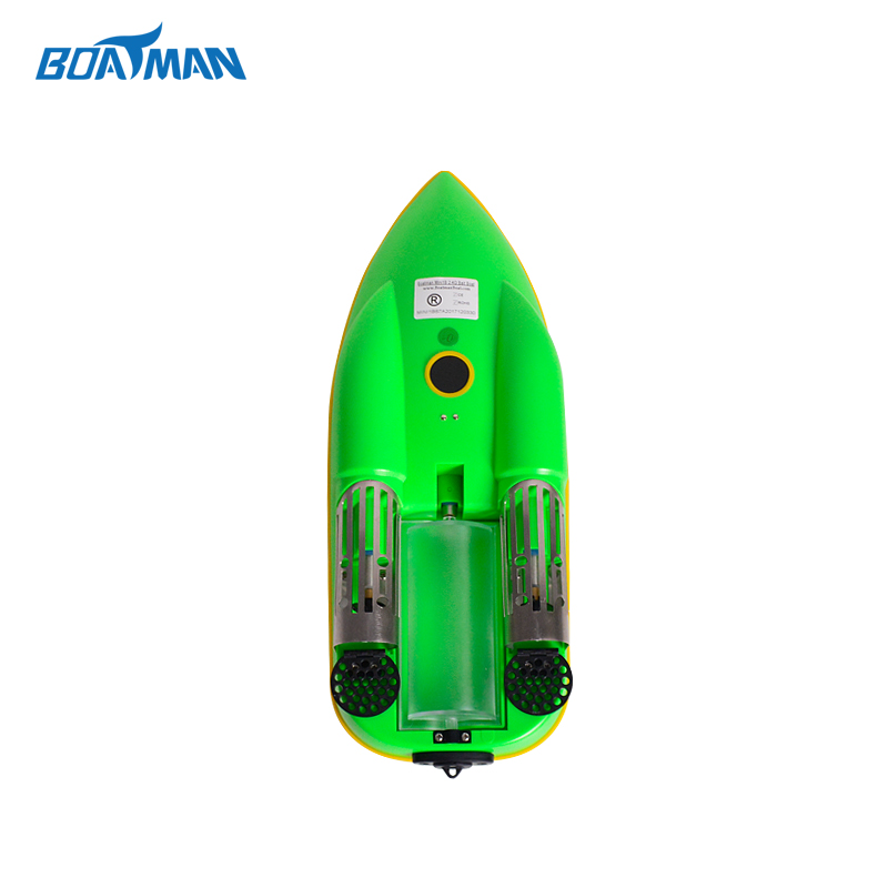 Boatman Mini1B Sonar sounder carp fishing bait boat with remote control for fishing free shipping boatman bait boat rc carp fishing bait boat with carring case for fishing tools