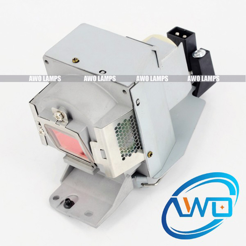 AWO New Original DT01461 Projector Lamp with Housing for CP-DX250/CP-DX300 150 Day Warranty awo brand new original projector bulb ec jc800 001 for acer s5201wm uhp225 150w bare lamp 150 day warranty