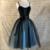 7 Camadas Chique Tutu de Tule Saia de Verão Bonito Midi Saias Das Mulheres moda Viagem Partido saias longa de Cintura Alta vestido de Baile Saia Bonito