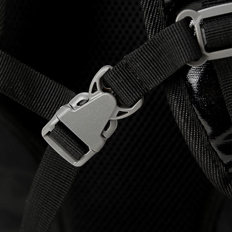 Waterproof backpack for men cool fashion large leather bag men travel rucksack TPU backpack travel bag