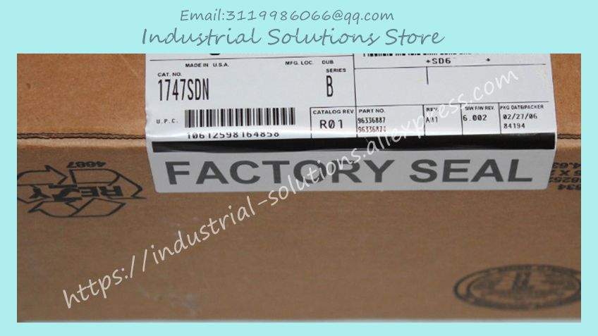 New 1747-SDN industrial control PLC module 1747SDNNew 1747-SDN industrial control PLC module 1747SDN